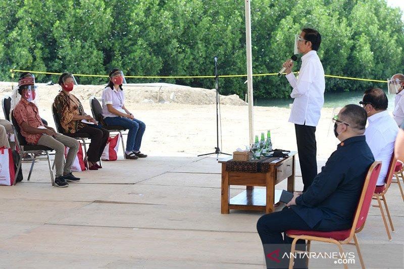 Presiden Jokowi Ingatkan Bantuan Modal Kerja Jangan untuk ...